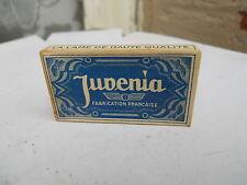 Ancienne boite paquet  de 5 lames à rasoir Juvenia