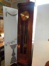 Seth Thomas, Tallcase, Arts & Crafts, Motif, Walnut Clock