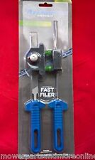 "Genuine Fast Filer 5/32"" Chainsaw Chain sharpening Kit Suits 3/8 LP Saw Chain"