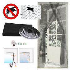 Fliegengitter Fliegennetz für Türen Tür Insektenschutzgitter Insektenschutz Türe