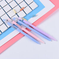 2X Cute Colorful Mechanical Pencil Automatic Pen Pencil School Office SupplyDDAU
