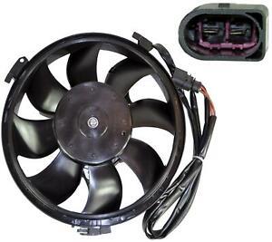 ENGINE RADIATOR FAN 12 V 2 PINS FIT VW PASSAT (1996-2005) 8D0959455P, 8D0959455R