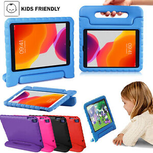 TOUGH KIDS SHOCKPROOF EVA FOAM STAND CASE FOR APPLE iPad 10.2 7th 8th Generation