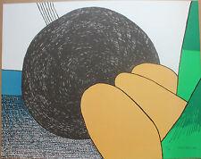 Joan GARDY-ARTIGAS ( MIRO ) - Lithographie signée numérotée Ostie Maeght *