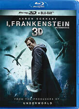 I, Frankenstein (3D Blu-ray, 2014, Canadian)
