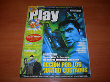 REVISTA PLAYMANÍA Nº17 (HOBBY PRESS JUNIO 2000)