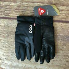 POC Unisex Size Medium Uranium Black Thermal Cycling Glove NEW