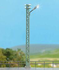 Busch 4151 échelle H0, gittermast-leuchte # Neuf Emballage d'ORIGINE #