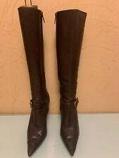 Christian Dior Boots Brown Size 39
