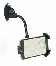 Car Windscreen Stand Mount Grab Android Fits iPhone 6 7 Samsung Holder Smartphon
