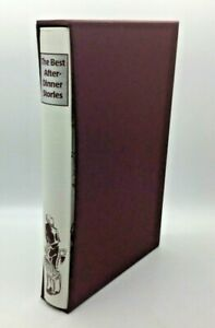 Folio Society  - The Best After Dinner Stories Book In Slipcase Superb 2007