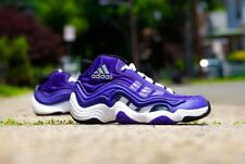 ADIDAS Crazy 2 KB8 II sz 12 Kobe Bryant Lakers Power Purple Basketball Shoes
