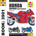 Honda CBR1100XX Super Blackbird 1997-2007 Haynes Workshop Manual