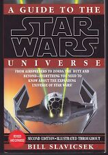 """A Guide To The Star Wars Universe - Del Ray 1994 """"Everything You Wanted to Know"""""""