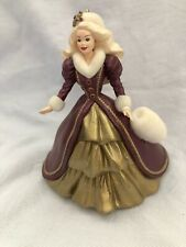 Hallmark Keepsake Ornament-Holiday Barbie Collector's Ornament, 4th in series!