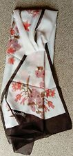 VINTAGE, A NORMA LEGGE, HERCOLANI 883 SILKY WRAP / STOLE IN ORIGINAL PACKAGING,