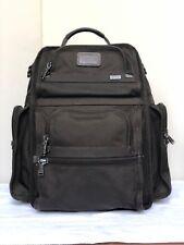 Tumi Alpha T-Pass Backpack 26578 (Brown Ballistic Nylon)
