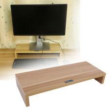 Holz Monitorständer Monitorerhöhung Bildschirmerhöhung Halterung Ständer ALI