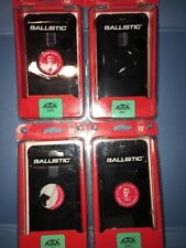 Lot Of 4pc Ballistic Jewel Series Case for LG Tribute 5/K7  - Black Onyx