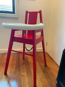 Ikea BLÅMES Baby Highchair