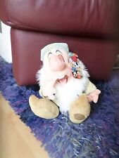Plush  Soft toy  Snow white and the seven dwarfs Sleepy   disneystore