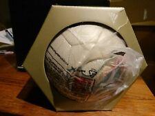 Adidas Fevernova OMB Matchball WM World Cup 2002 Japan-South Korea OMB soccer