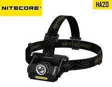 Nitecore HA20 Cree XP-G2 + Red LED 300 Lm Headlight Headlamp Flashlight - AA 2A