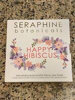 Seraphine Botanicals Happy Hibiscus Blush Palette Fast Shipping Retail $48 Ipsy