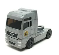 Majorette Man TGX Grey Truck Head for 1/100 Scale 299E