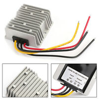 WaterProof 36V/48V to 12V 25A 300W Step Down DC/DC Power Converter Regulator A8