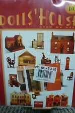 DOLL'S HOUSE STEP BY STEP Part 103 make your own doll house magazine for hobbies
