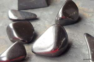 Schungit Tumblestone & Natural Original Der Zazhoginskij Mine