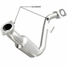 1998 2002 Ford Escort 2.0L CARB CA NEW Magnaflow Direct-Fit Catalytic Converter