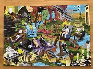 The Dream of Surrealism 1,000 piece jigsaw puzzle