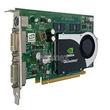 DELL NVIDIA Quadro FX1700 512 MB DDR2 2*DVI S-Video Port Video Card 0RN034 RN034