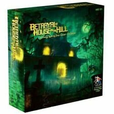 Betrayal At House On The Hill Board Game for Ages 12 & Up - New