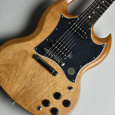 2019 Gibson SG Standard Tribute Walnut Natural Electric Guitars 6 strings