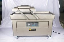 Vacuum packaging machine Double chamber DZ500-2SB