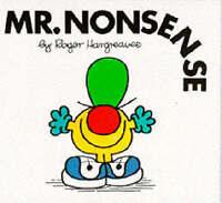 Mr.Nonsense (Mr. Men Library), Hargreaves, Roger, Good Book