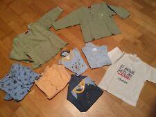 8 teiliges Bekleidungspaket JungenGr 86/92 Mexx, Kanz, Schiesser