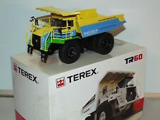 NZG No 771/01 Terex TR 60 Dump truck livery of Malcolm New