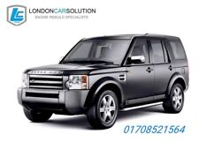 Land Rover Discovery 2.7 TDV6 2005-2010 276DT - Engine Supplied & Fitted