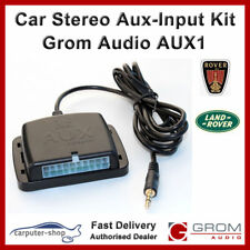 GROM Audio Aux-in Auxiliary Adapter Kit  - ROVER 75 MG ZT LAND RANGE DISCOVERY