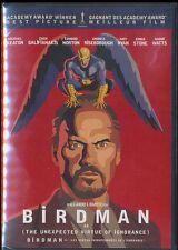 Birdman (DVD, 2015, Canadian) BRAND NEW