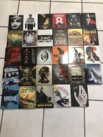 4K UHD/Blu-ray STEELBOOK LOT. Mint Condition. SOLD INDIVIDUALLY! NO DIGITAL CODE