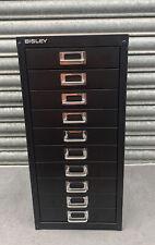 Bisley Multidrawer Cabinet with 10 Drawer 590mm x 279mm x 380mm -