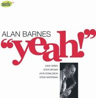 Alan Barnes - Yeah! [CD]