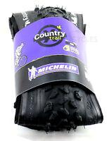 Pneu vélo VTT MICHELIN COUNTRY TRAIL Tringle Souple 26X2.00 Tire 26 x 2.00 NEUF