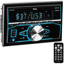 Boss Audio Double DIN Mechless Bluetooth Multimedia Player (No CD/DVD) | 820BRGB