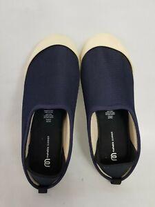 Mahabis Navy Summer  detachable soles slippers eur 41